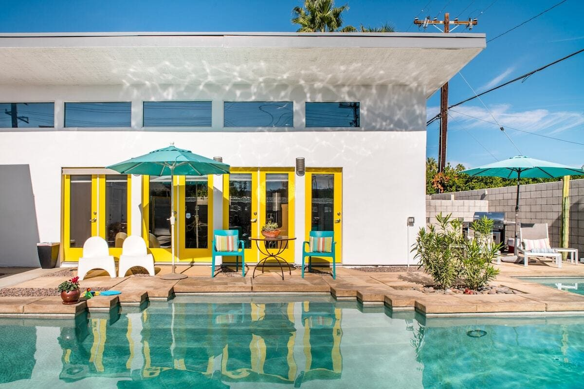 dream home palm springs ca