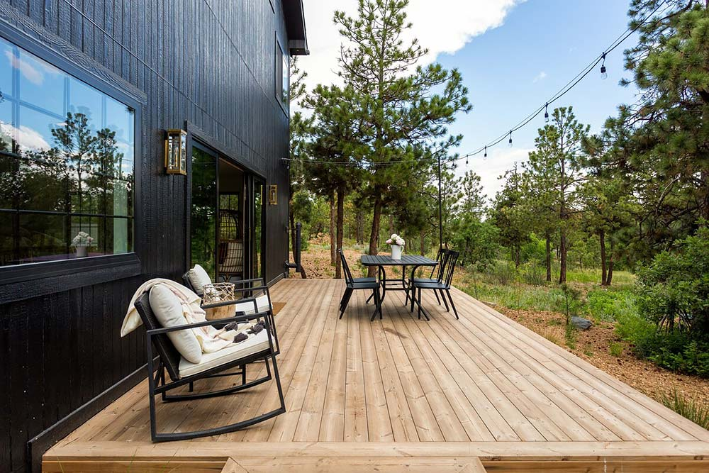 forest airbnb colorado