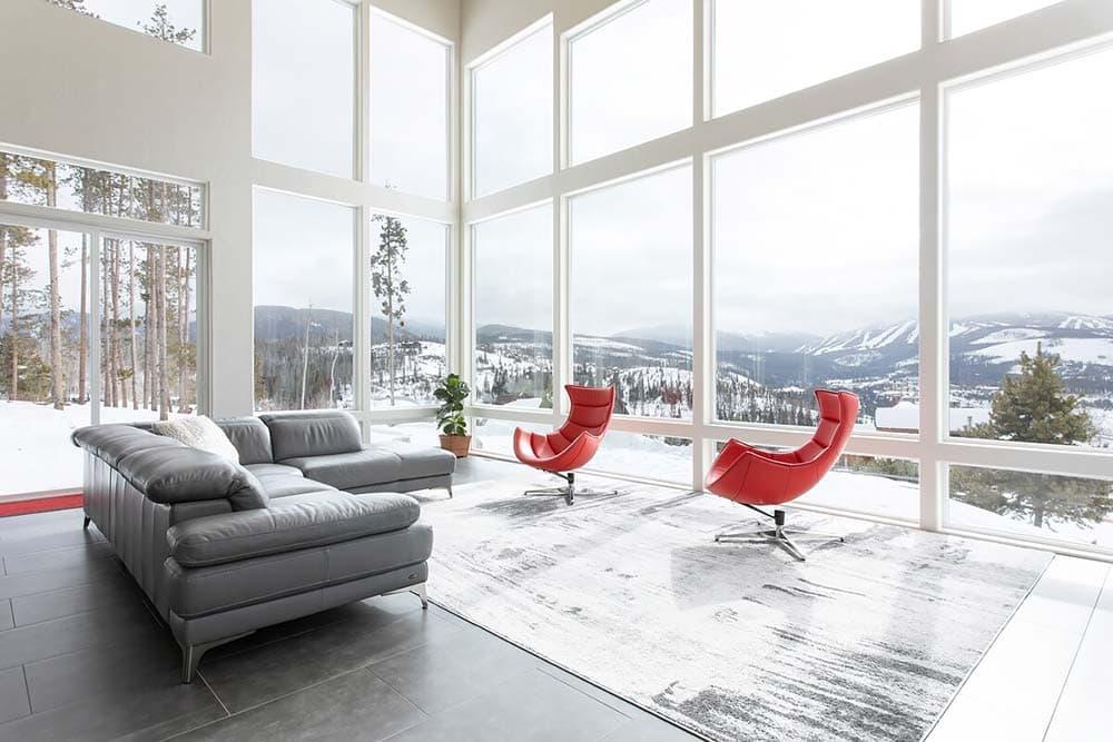 glasshouse airbnb colorado