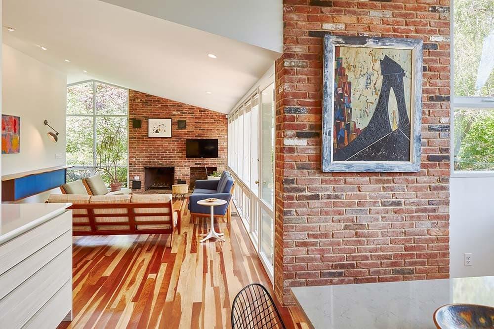 midcentury airbnb maryland