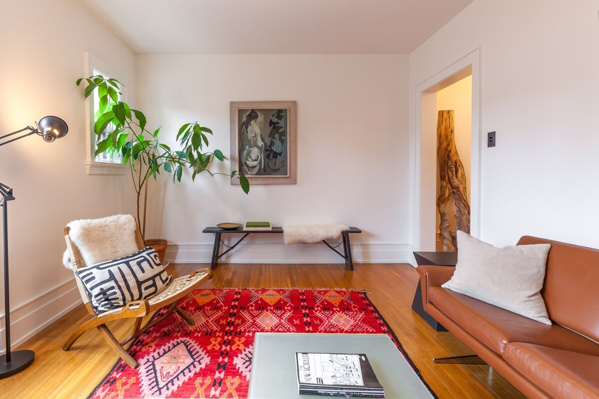 midcentury toronto airbnb