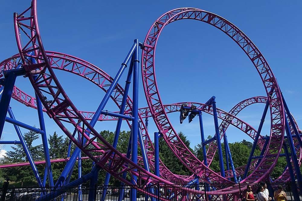 oaks amusement park portland