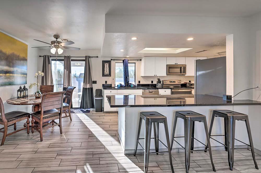 ranch style airbnb lake havasu