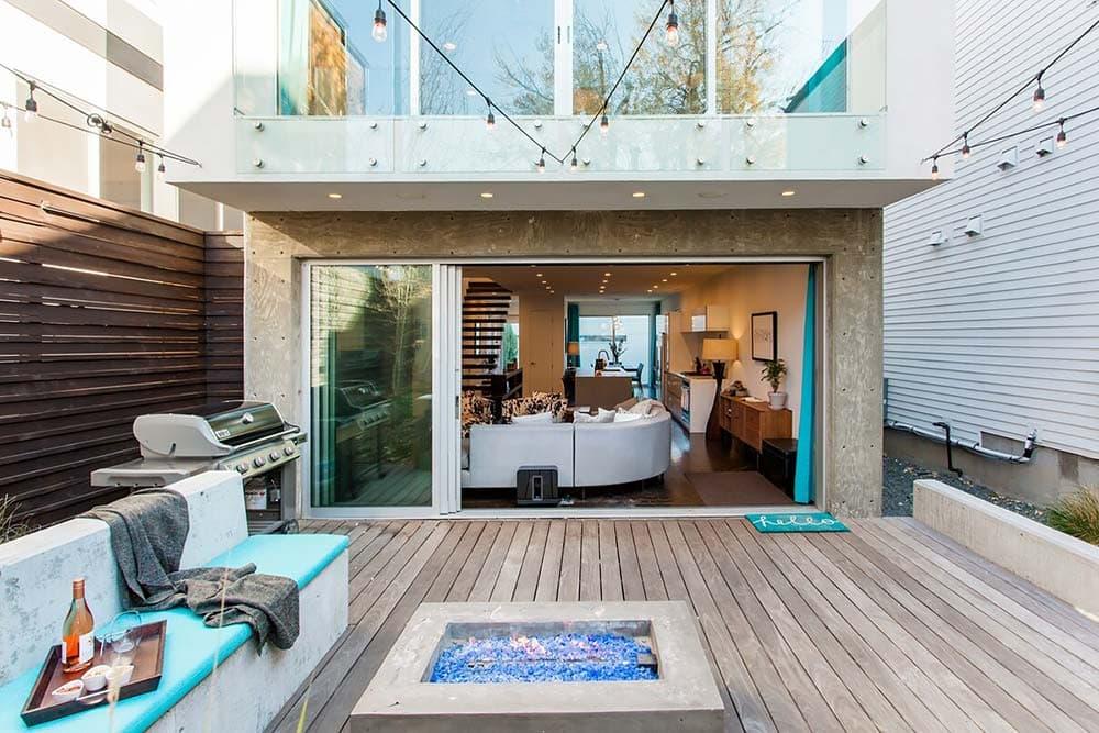 rooftop airbnb colorado