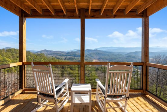 secluded cabin rentals tennessee