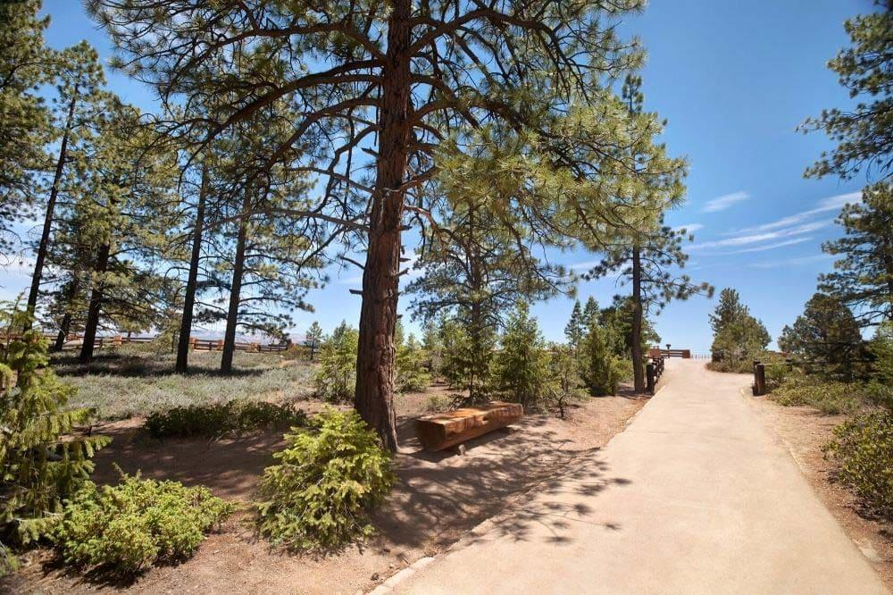 shared use path bryce canyon