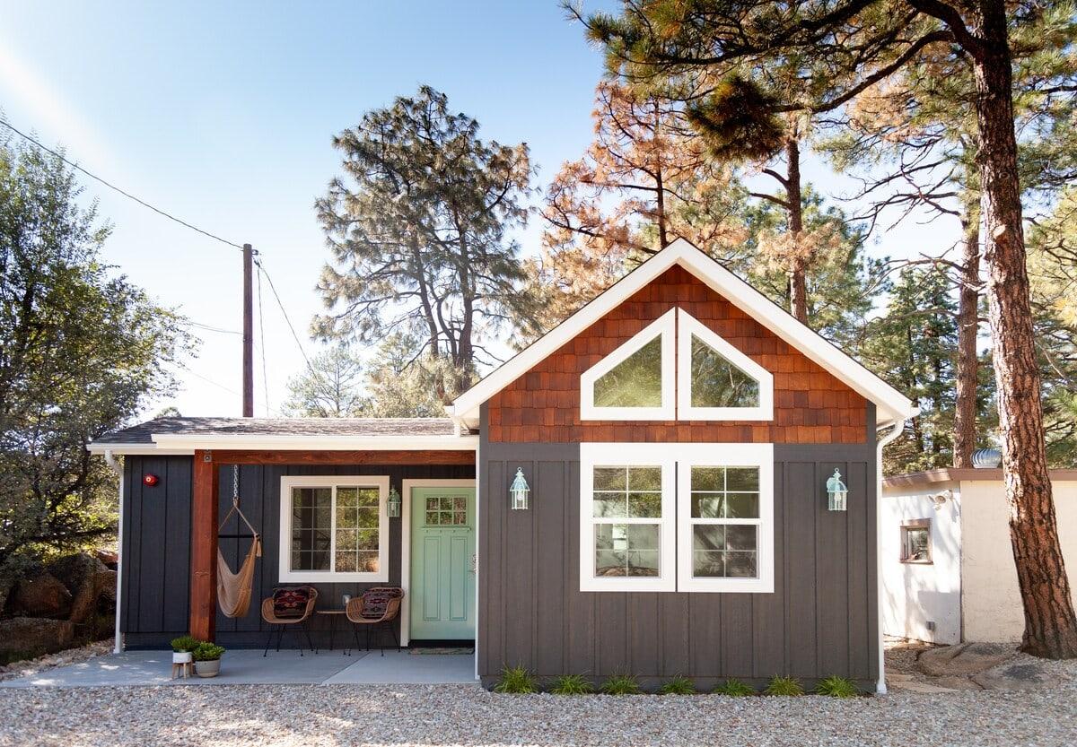 the cactus cottage prescott airbnb