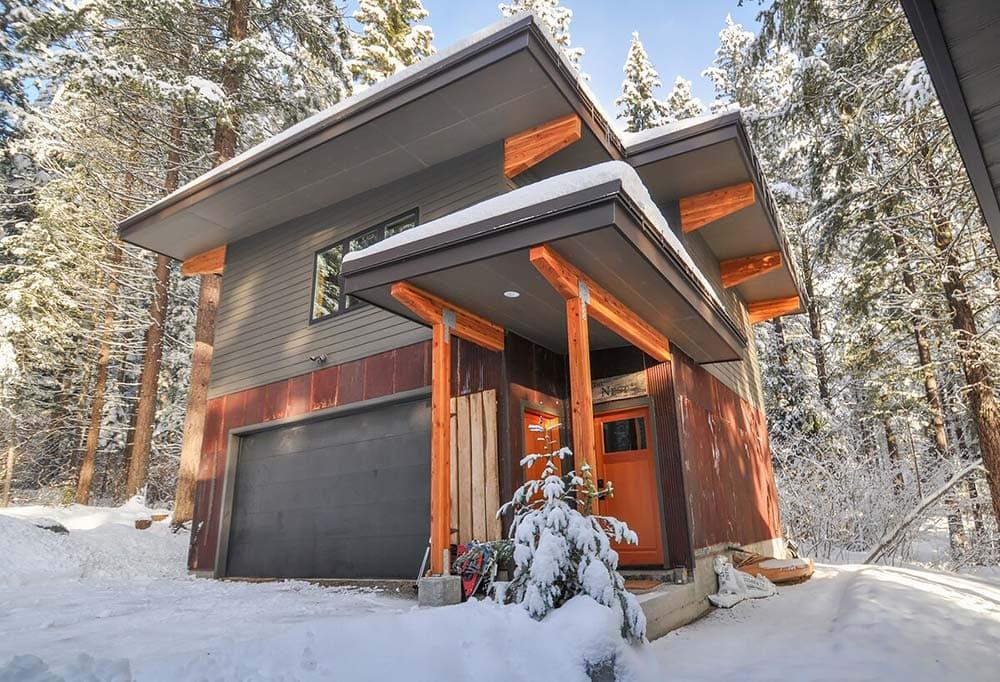 the nest airbnb leavenworth