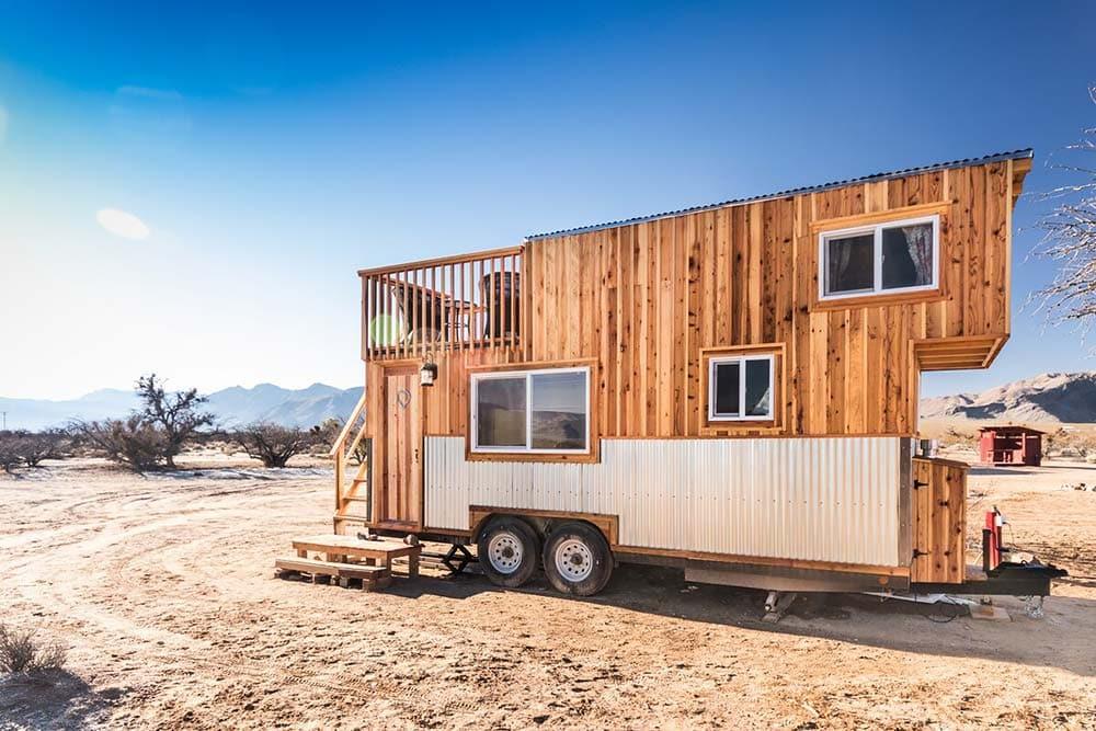 tiny house airbnb nevada