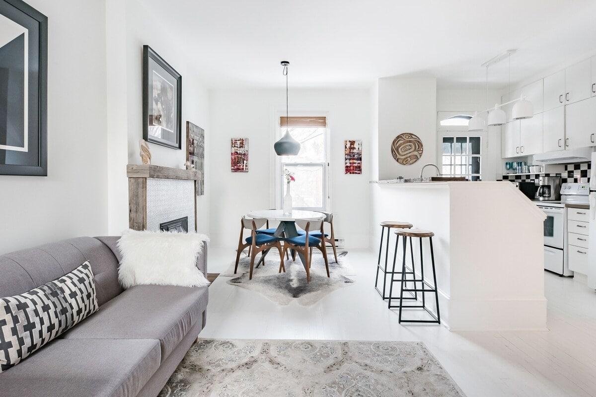 Peloton House airbnb