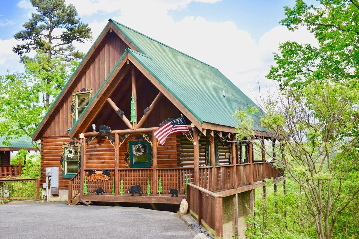 Pigeon Forge airbnb
