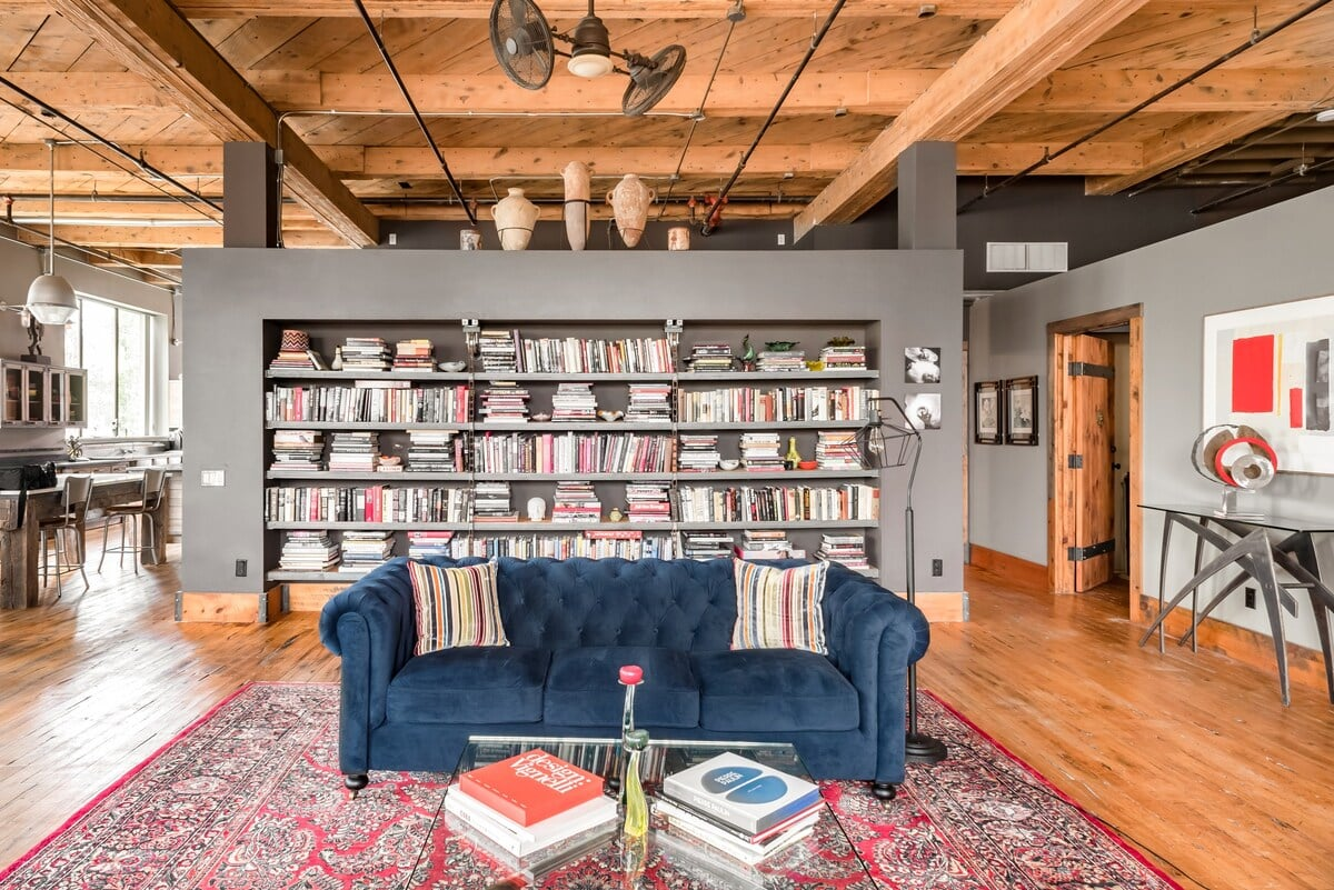 Revamped Cigar Box Factory airbnb