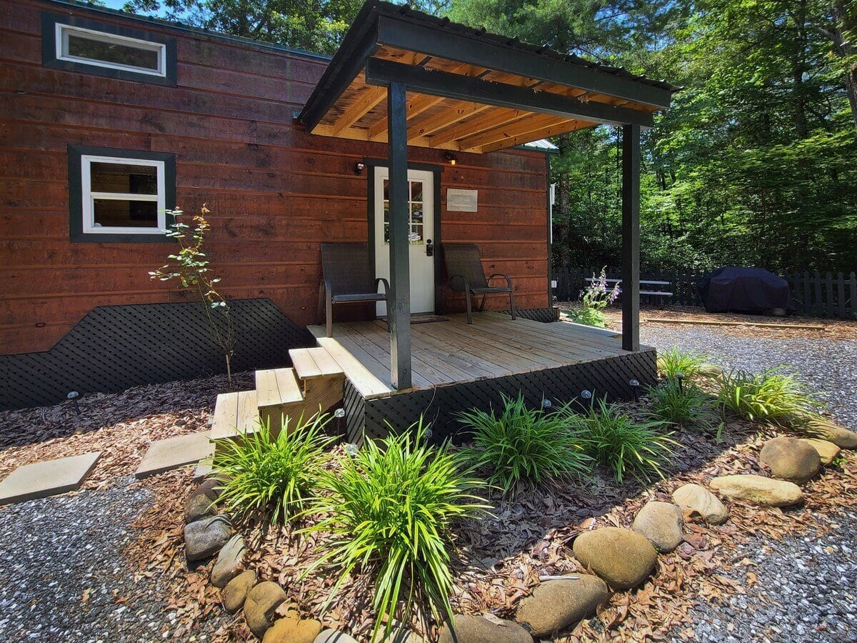 Smoky Mountain Tiny House