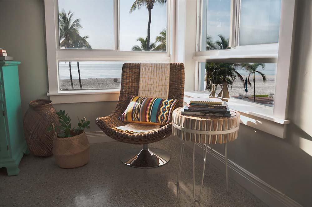 beach pad airbnb miami