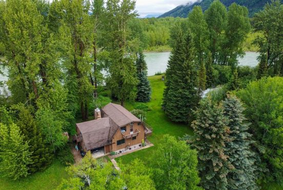 best airbnbs glacier national park