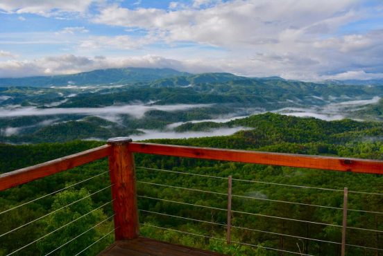 best airbnbs great smoky mtns nc