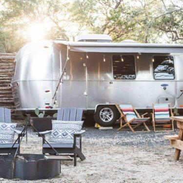 best glamping rentals near austin texas