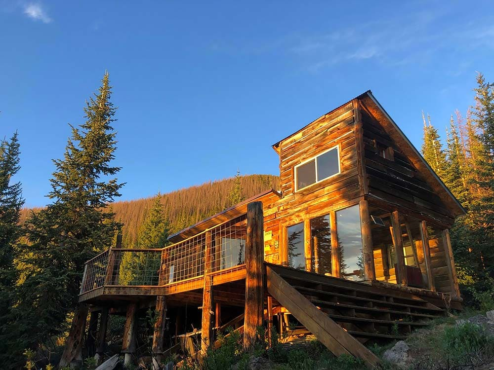 colorado glamping airbnb