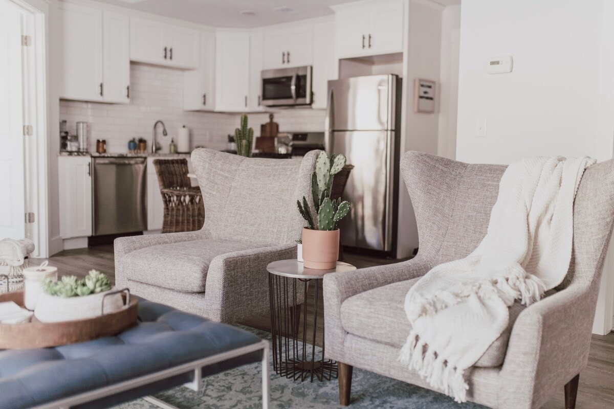 hygge on front airbnb