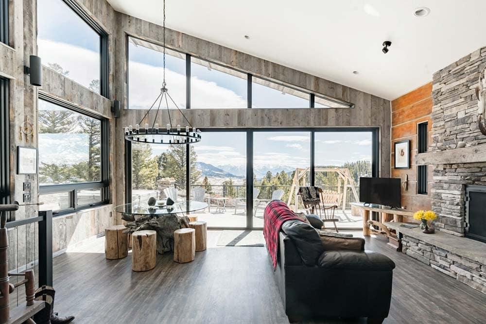 luxury airbnb bozeman