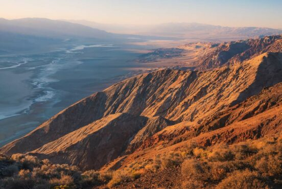 one day in death valley np