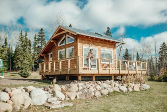 secluded cabin rentals in minnesota