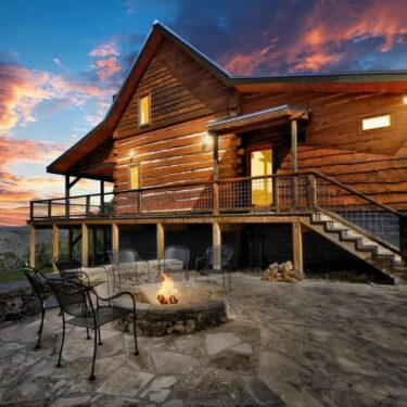 texas hill country cabin rentals