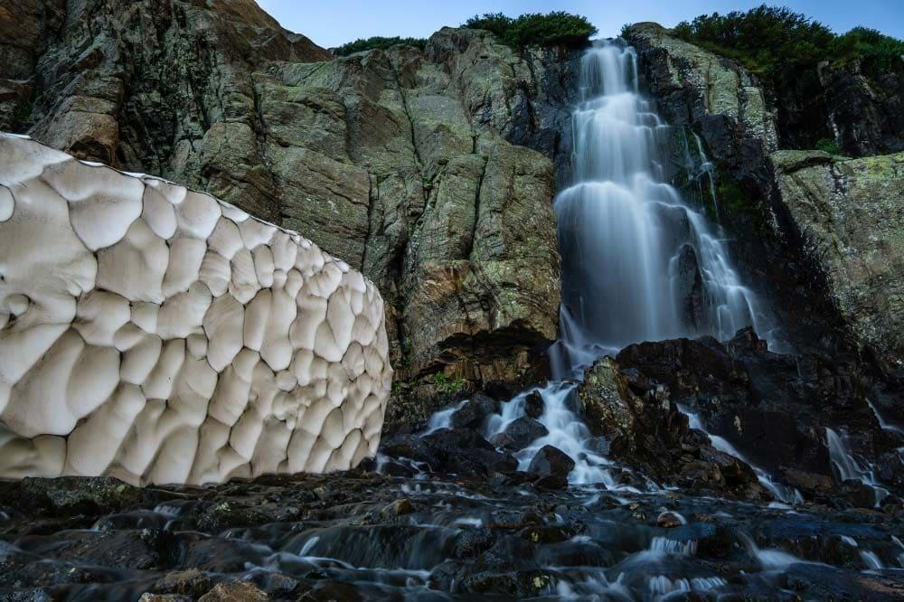timberline falls rmnp