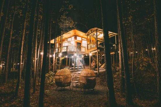 treehouse airbnb rentals