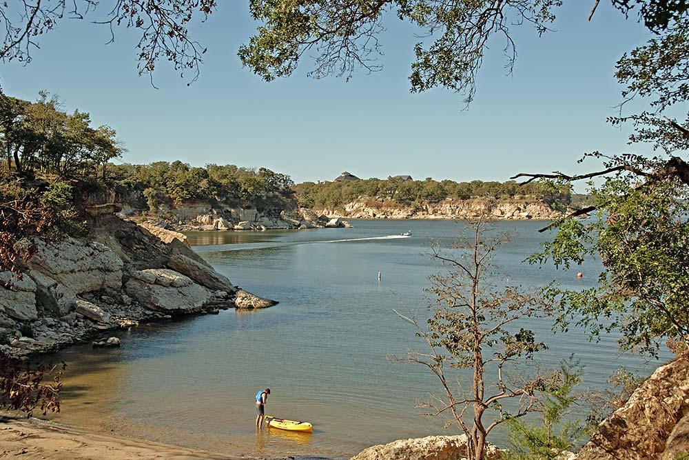 Lake Texoma Camping Texas