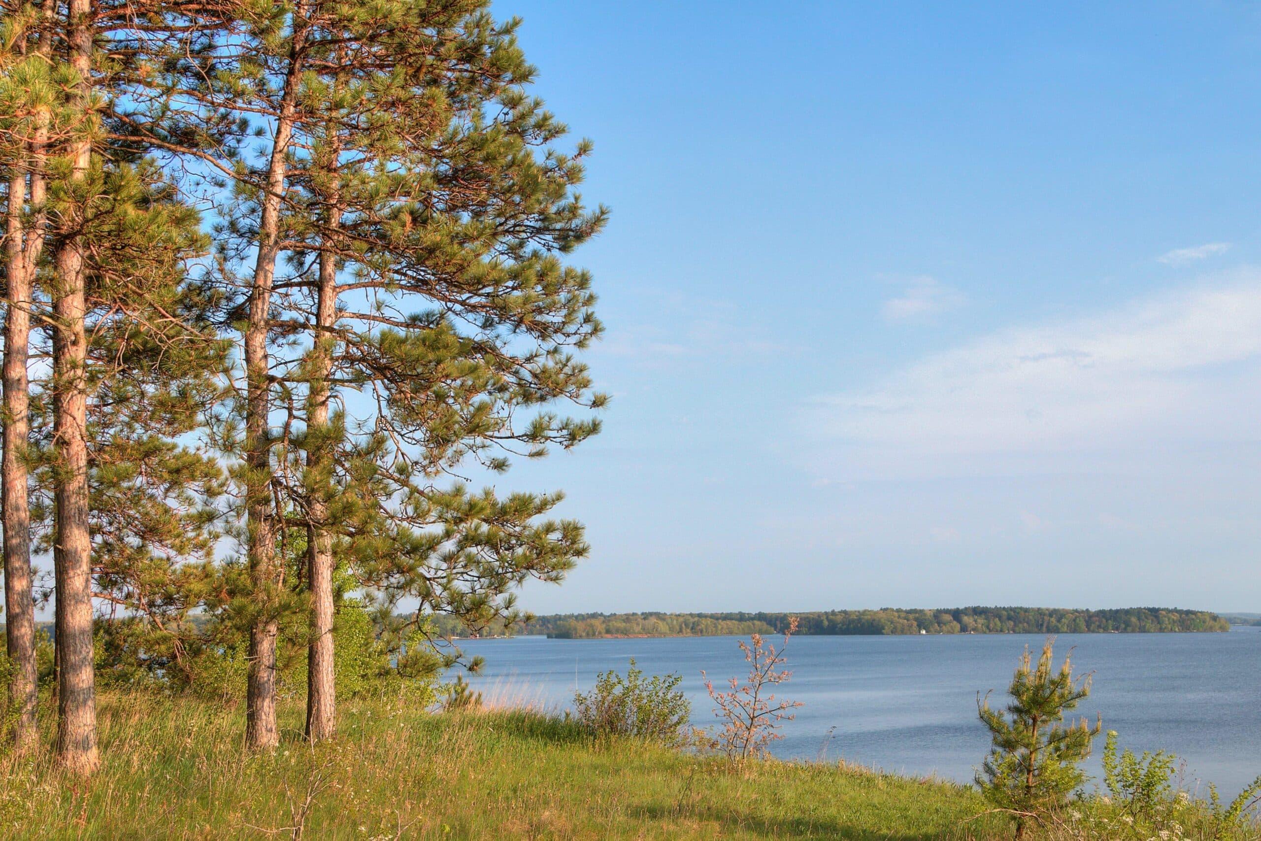 Lake Wissota Camping Wisconsin
