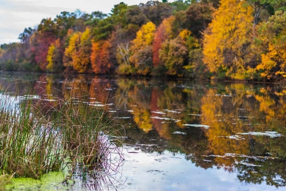 Mirror Lake Wisconsin Camping