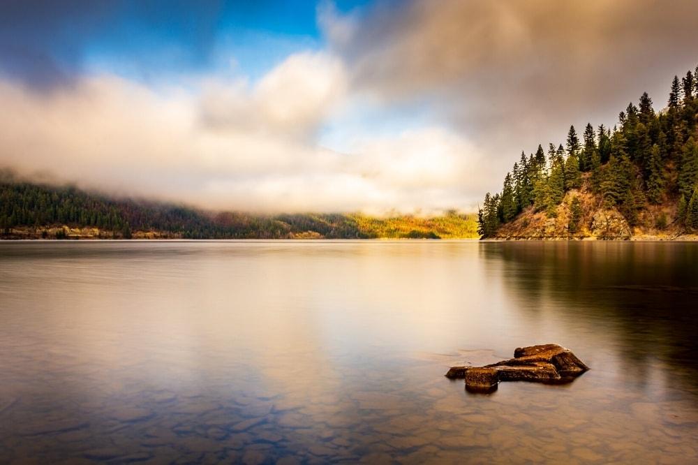Sullivan Lake Camping Washington