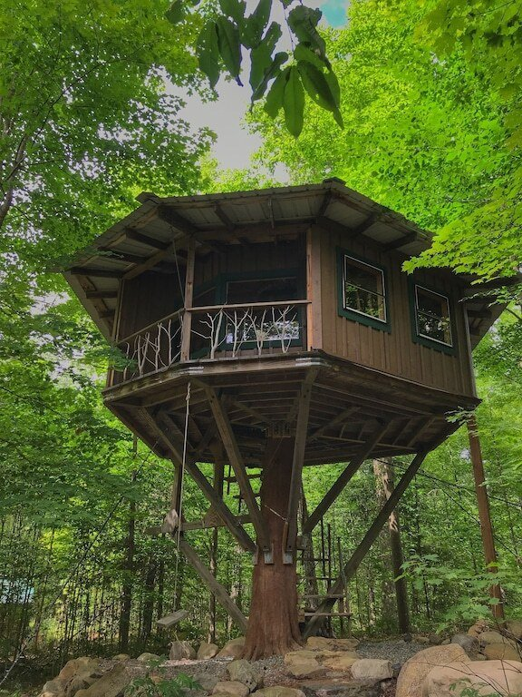 The Magical Treehouse new york