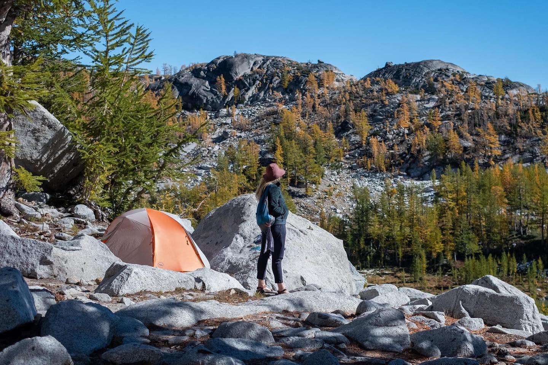 backpacking outpass trekking