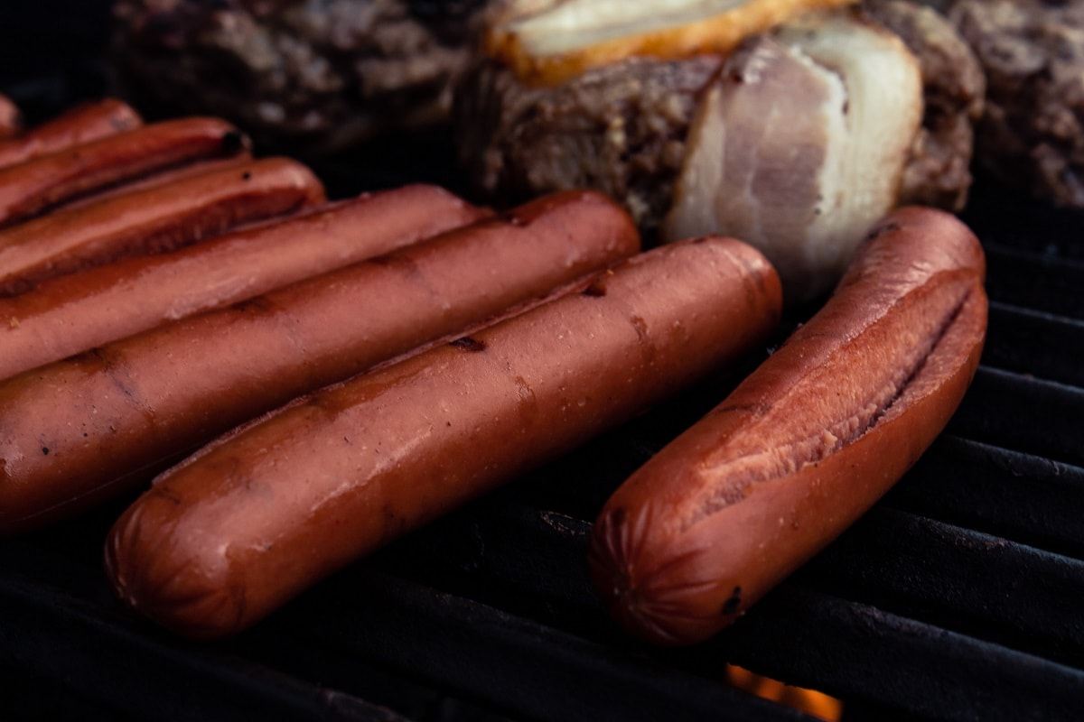camping hot dogs for kids