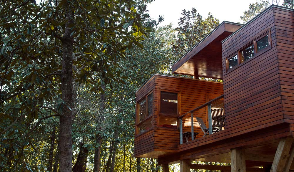 cubed treehouse florida