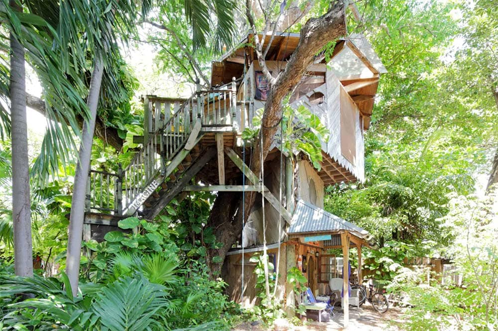farm treehouse rental florida