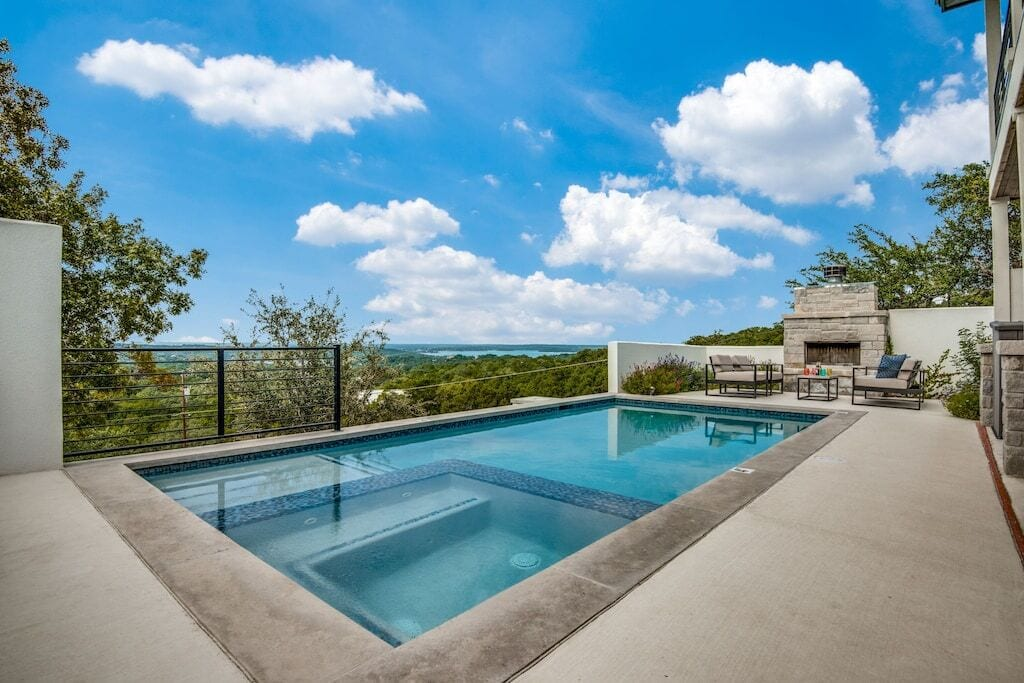 hill country romantic getaway