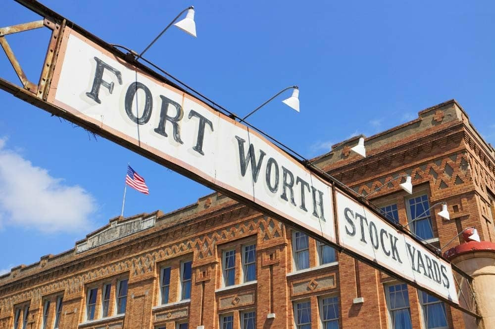 houston to fort worth road trip