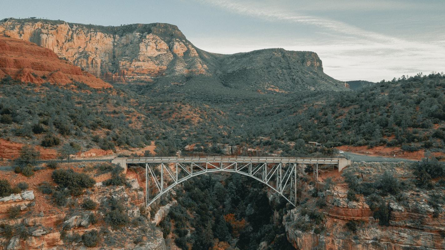 midgley bridge sedona arizona