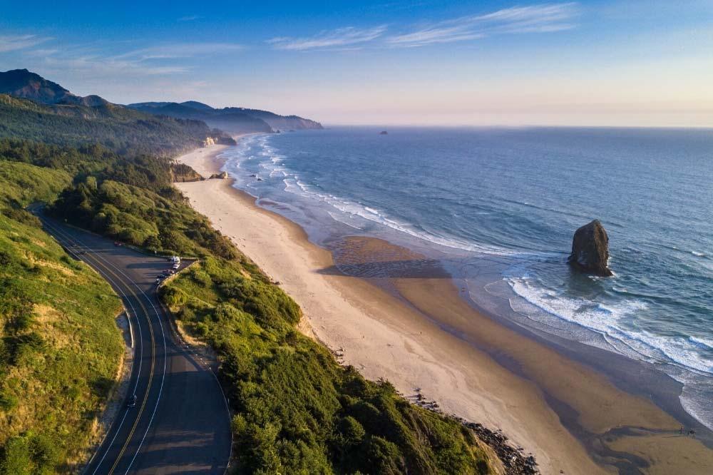 oregon coast scenic drive