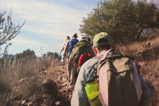 outpass trekking