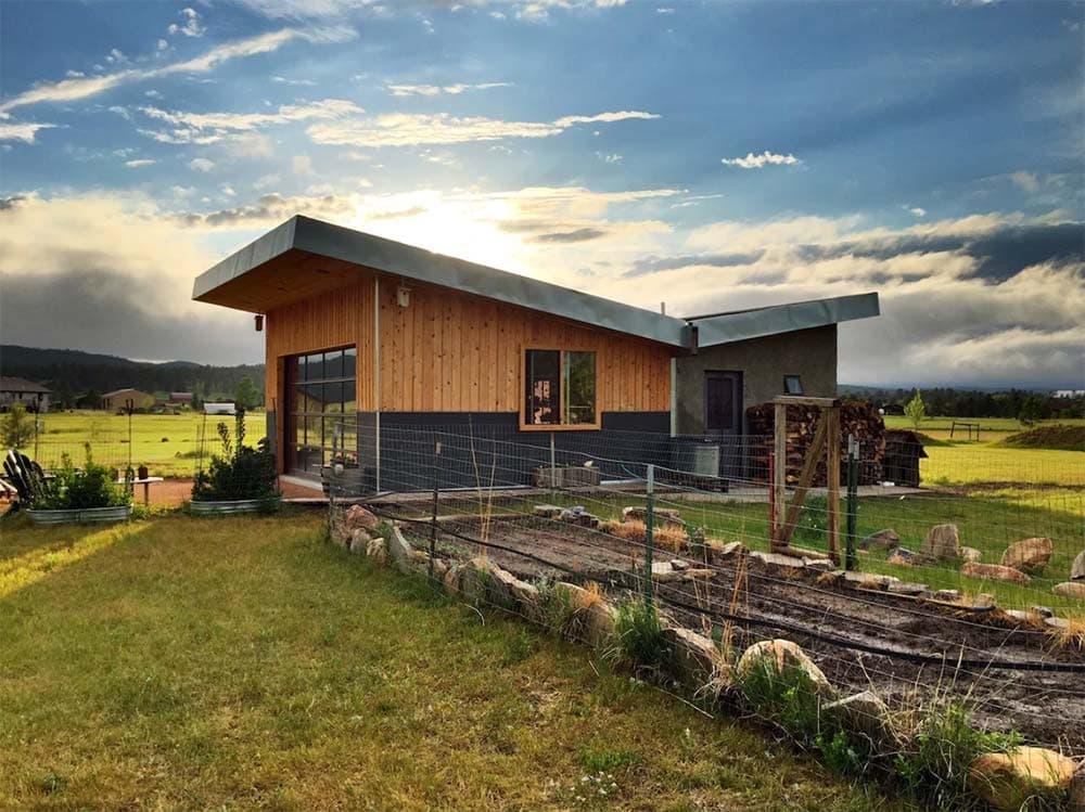 tiny home glamping south dakota