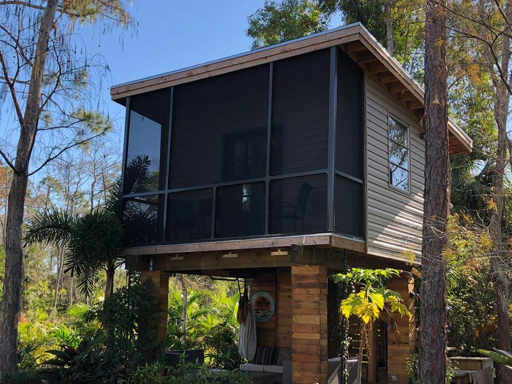 treehouse airbnb florida