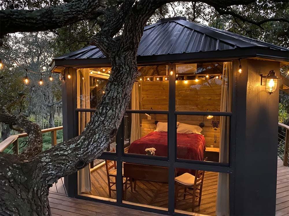 treehouse rental florida