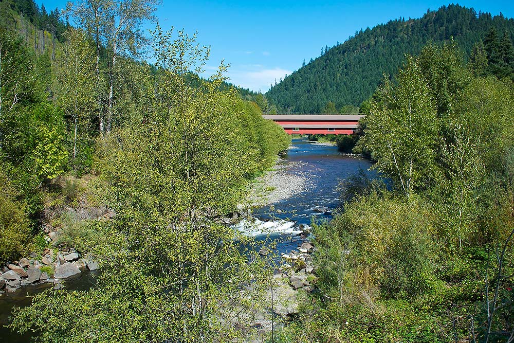 west cascades scenic byway oregon