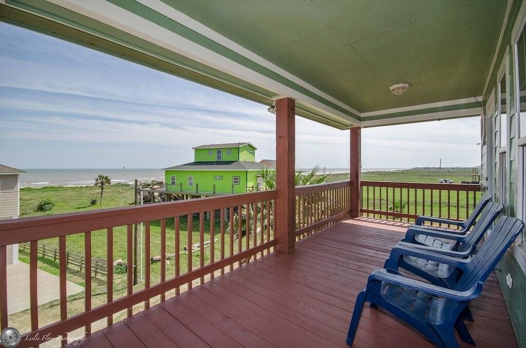 2nd Row Beach House