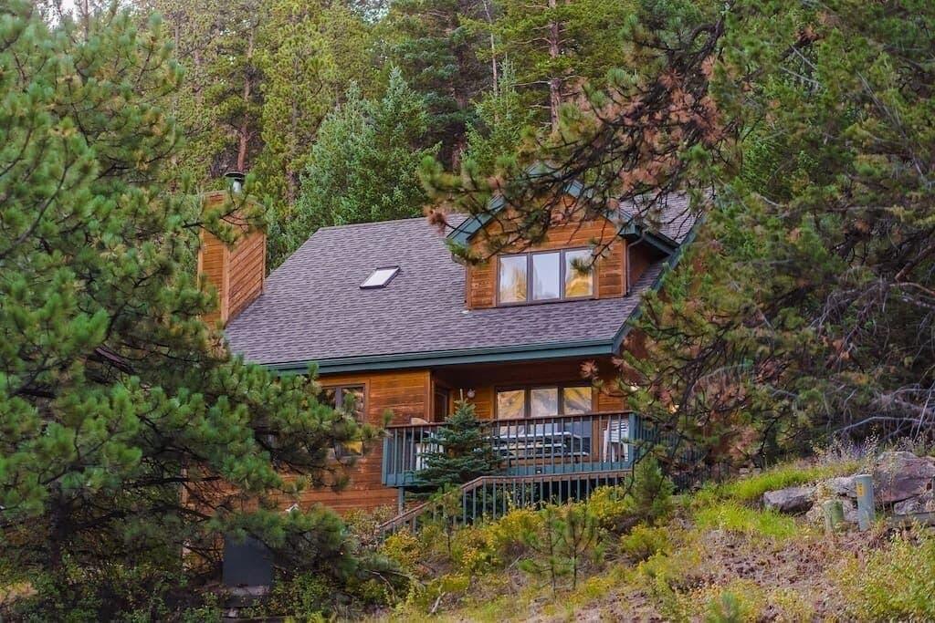 Aspen Tree Cabin