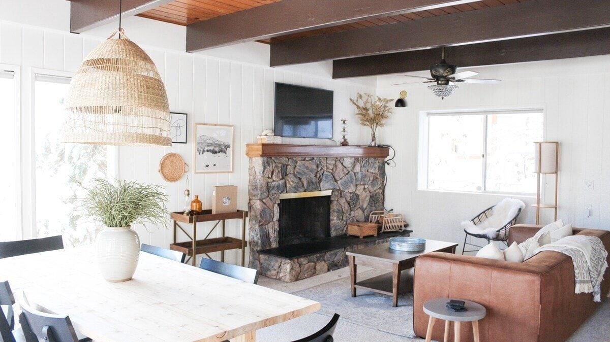 Piva Casa lake arrowhead airbnb